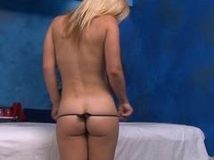 Sexy hawt honey bonks and sucks her massage analyst