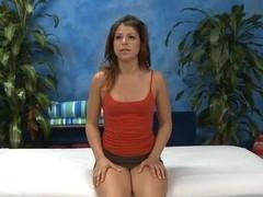 Sexy hawt chick bonks and sucks her massage psychoanalyst